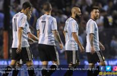 Keluar dari Lima Besar, Argentina di Ujung Tanduk - JPNN.com
