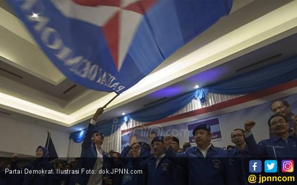 Perolehan Suara Jeblok, Partai Demokrat Merasa Terimbas Isu Khilafah - JPNN.com
