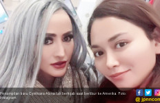 Berlibur ke Amerika, Cynthiara Alona Kok Lepas Hijab? - JPNN.com