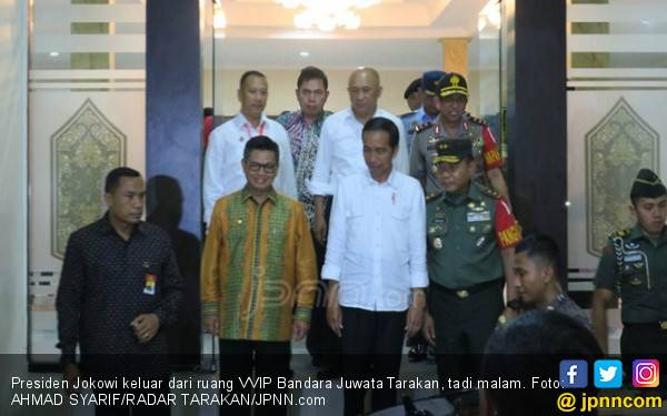 Ditanya soal DOB, Begini Penjelasan Jokowi - JPNN.com