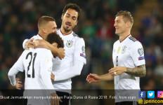 Jerman dan Inggris Dapat Tiket Piala Dunia 2018 - JPNN.com