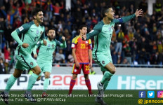 Portugal dan Swiss Bakal Gelar Laga Final Grup B - JPNN.com