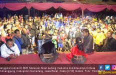 Pak Kades Baskara Puji Semangat Bang Ara Jaga Aspirasi Warga - JPNN.com