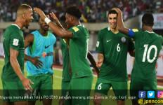 Nigeria jadi Negara Pertama Afrika ke Piala Dunia 2018 - JPNN.com