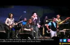 Jive Talkin' Sebar 'Virus' Wonderful Indonesia di Batam - JPNN.com