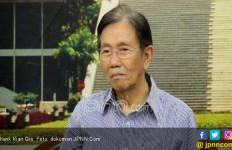Kwik Kian Gie Gabung ke Prabowo, Kubu Jokowi Biasa Aja Tuh - JPNN.com