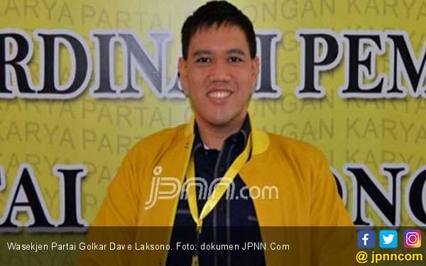 Ini Kata Pengamat soal Kans Dave Laksono Jadi Menteri Jokowi - JPNN.com
