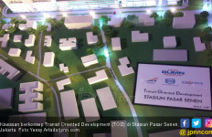 Jakarta Akan Punya Stasiun Kereta Terpadu - JPNN.com