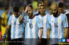 Demi Harga Diri Lionel Messi - JPNN.com