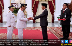 HB X Jadi Gubernur DIY Lagi, DPRD Berterima Kasih ke Jokowi - JPNN.com