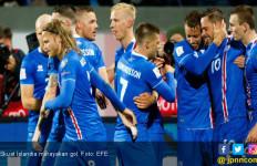 Sejarah Baru! Islandia Lolos ke Piala Dunia - JPNN.com