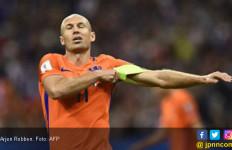 Belanda Gagal ke Piala Dunia, Robben Pensiun dari Timnas - JPNN.com