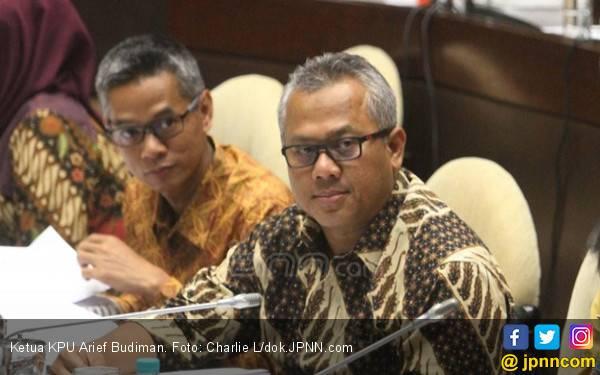 Ketua KPU Klaim Debat Capres 2019 Lebih Hebat - JPNN.com