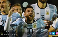 Lihat! Messi, Messi, Lionel Messi Lagi - JPNN.com