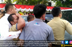 Massa Cabup Tolikara Mengamuk di Kemendagri, Ini Akibatnya - JPNN.com