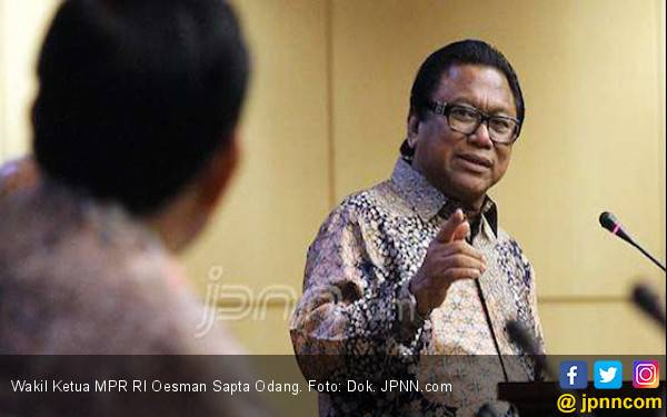 Pemilihan Pimpinan MPR Diharapkan Melalui Musyawarah Mufakat - JPNN.com