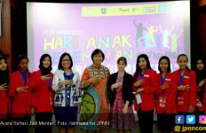 Remaja asal Sumatera Utara Gantikan Menteri Yohana - JPNN.com