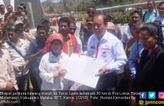 Kementan Lepas Ekspor Bawang Merah NTT Ke Timor Leste - JPNN.com