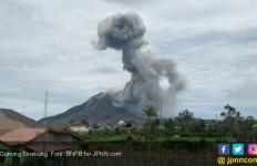 Citilink Cermati Pengaruh Erupsi Gunung Sinabung - JPNN.com