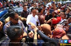Hanya 38,5 Persen Konstituen Golkar Anggap Jokowi Mampu - JPNN.com