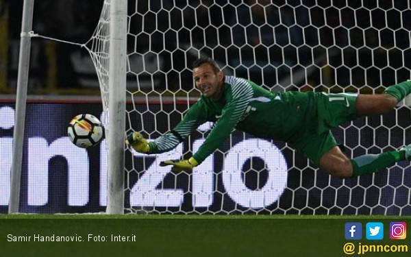 Tampil Hebat Lawan Napoli, Kiper Inter Memang Luar Biasa - JPNN.com