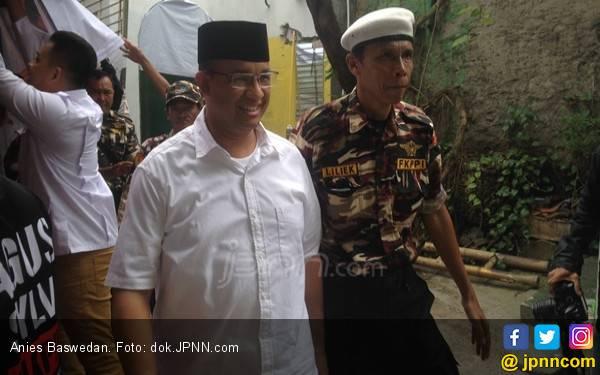 Baca Nih, Pak Anies Kirim Pesan kepada Warga Jakarta - JPNN.com