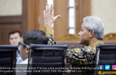 Inilah Kesaksian Ganjar Pranowo di Persidangan Andi Narogong - JPNN.com