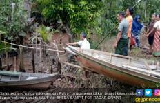 Buaya Raksasa Panjang 7 Meter Teror Warga - JPNN.com