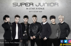 Super Junior Bikin Kehebohan di Candi Prambanan - JPNN.com