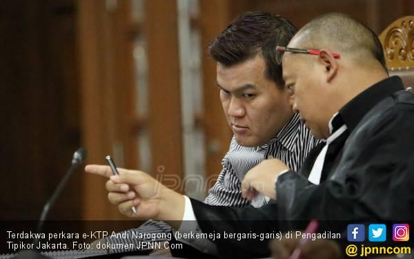 Pleidoi Terdakwa e-KTP 'Bersihkan' Ganjar dari Tuduhan Nazar - JPNN.com
