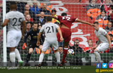 Berkat David De Gea, MU Tahan Liverpool di Anfield - JPNN.com