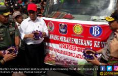 Mentan Lepas Bawang Merah ke Vietnam dari Enrekang - JPNN.com