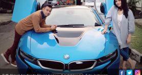 Mobil Lamborghini Milik Raffi Ahmad Terbakar, Nagita Slavina: Bukannya Enggak Sedih