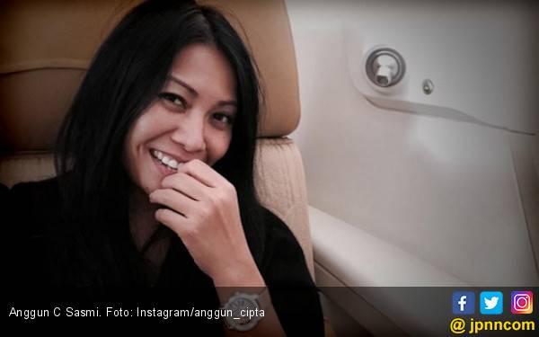 Anggun C Sasmi Puji Suara Maria Simorangkir - JPNN.com