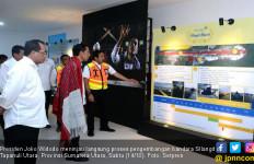Kurang Besar, Jokowi Minta Bandara Silangit Diperluas Lagi - JPNN.com