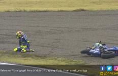 Bos Honda MotoGP Sindir Masa Kejayaan Rossi Sudah Habis - JPNN.com
