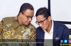 TGUPP Berpolemik, Sandiaga Lempar ke Anies - JPNN.com