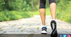 Jalan Kaki Terlalu Lambat Sebabkan Penuaan Dini?