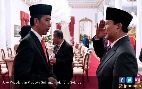 Ini Jurus Gerindra agar Elektabilitas Prabowo Salip Jokowi - JPNN.com