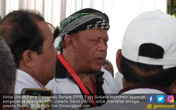 Eggy Sudjana Klaim Parpolnya Paling Bersih - JPNN.com