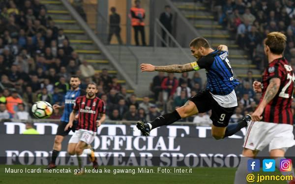 Mauro Icardi Ungkap Alasan Utama Bahagia di Inter Milan - JPNN.com