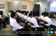 Pelamar CPNS Kemenkumham, Siap – siap ya - JPNN.com
