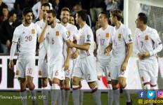 Ranking Terbaru FIFA, Spanyol di Luar 8 Unggulan Piala Dunia - JPNN.com