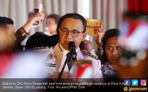 Staf Gubernur Masuk TGUPP, Anies: Tak Ada Lagi Partikelir - JPNN.com
