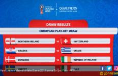 Play-off Piala Dunia 2018 Zona Eropa: Italia Jumpa Swedia - JPNN.com