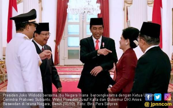 Fadli: Jangan Pikir Prabowo Mau Bersanding dengan Jokowi - JPNN.com