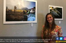 Halie Cousineau Telanjur Jatuh Cinta kepada Indonesia - JPNN.com
