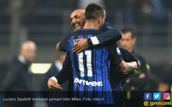Luciano Spalletti Ungkap Musuh Terbesar Inter Milan - JPNN.com