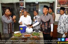 Temui Dahlan Iskan, Presiden PKS Minta Saran - JPNN.com