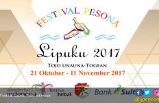 Festival Lipuku Tojo Una Una Dibanjiri Ribuan Wisatawan - JPNN.com